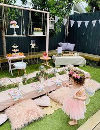 party ideas fairy garden birthday party