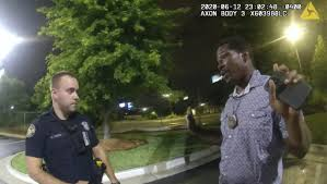 Could the police shooting in Atlanta ...