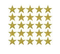 Amazon Com 25pcs 2 Wide Glitter Stars Iron On Decal Heat Transfer Vinyl Gold Or Silver Baby Tshirt Designs 1st Birthday Birthday Party Fabric Transfer Handmade