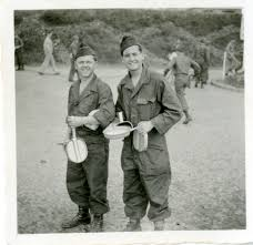 Mickey Rooney and Bobby Brees in the field | The Digital ...