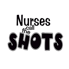 16 10 5cm Nurses Call The Shots Funny Medical Decal Vinyl Sticker For Car Window Bumper Funny Personality Stickers Car Stickers Aliexpress