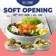 the fish bowl soft opening special