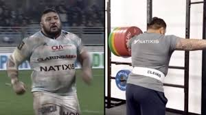 the mive tongan prop who was too