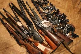 Звільнення від кримінальної відповідальності за незаконне поводження зі зброєю чи боєприпасами