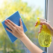 window cleaner and glass cleaning recipes
