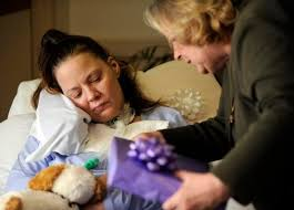 Mother clings to hope that daughter will recover from brain injury – The  Denver Post