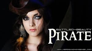 pirate makeup tutorial makeup