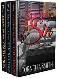 Sleeping in Sin Series Box Set by Cornelia Smith
