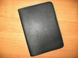 real leather cover notebook a5 diary