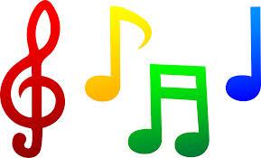 Best Colorful Music Clipart #27924 - Clipartion.com