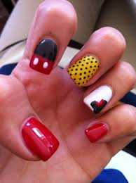 20 Luxury Nail Art Pinterest - Mickey Mouse Nails Lovely Mickey Mouse Nails  Mickey Minnie Mouse Pinterest | 20 Lux… | Mickey mouse nails, Luxury nails, Mickey  nails
