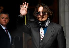 Johnny Depp loses libel case against Britain's Sun newspaper - WISH-TV    Indianapolis News   Indiana Weather