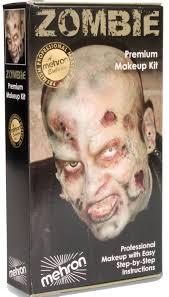 zombie makeup kit undead kmp z 911