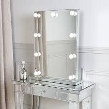 hollywood dressing table vanity mirror
