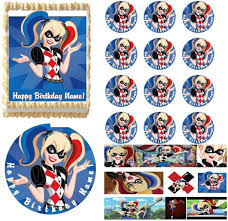 Pin Em Harley Quinn Cande