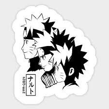 Naruto Gaara Decal Sticker For Car Laptop Consoles Mirror Children S Bedroom Child Decor Decals Stickers Vinyl Art Home Garden