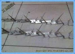 Anti Climb Wall Spikes Security Burglar Proof Fence Spikes Easy To Install For Sale Metal Wire Mesh Manufacturer From China 109144913