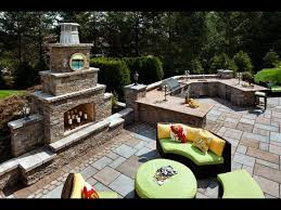 outdoor patio fireplace ideas designs