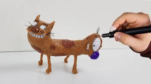 3D Pen Making CatDog 3D Pen Creation ...
