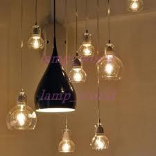 bulb sr1 sr2 pendant lamp