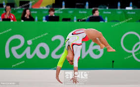 elisabeth seitz of germany performs on