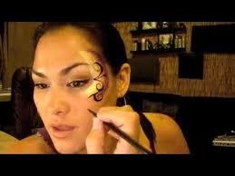 fl eye face paint tutorial you