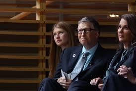 Bill Gates' daughter Jennifer on privilege and giving back