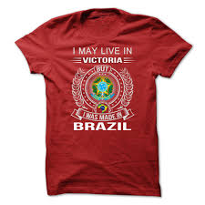 Get Victoria- Brazil Guys Tee from the best designs of our lifestyle -  Click Now !