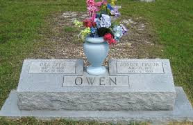 Ora Effie Owens (Jones) (1883 - 1958) - Genealogy