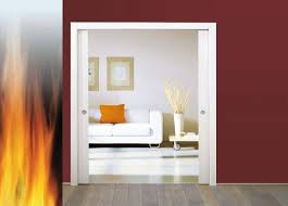 eclisse double fire rated door the