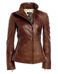 women s pure leather jacket women