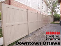 The Pros And Cons Of Pvc Vinyl Fence Capital Deck And Fence