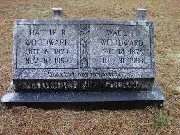 Hattie Priscilla Richardson Woodward (1873-1959) - Find A Grave Memorial