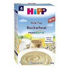 Bột Gạo Sữa Hipp Ăn Dặm Cho Trẻ Trên 4 Tháng Tuổi Chính Hãng