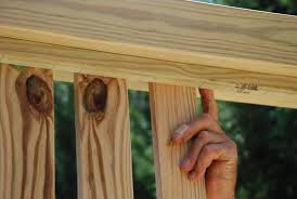 How To Build A Deck Privacy Screen Decks Com