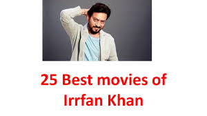 25 Best Movies of Irrfan Khan - YouTube