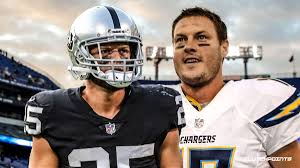 Raiders video: Erik Harris gets first of two INTs on Chargers ...