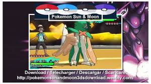 Pokémon Sun & Moon Updated Game Download N3DS 2DS 3DS XL - video ...