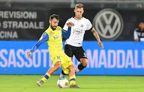 Uno 0-0 ricco di occasioni tra Spezia e Chievo al Picco - Sport ...