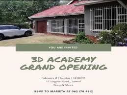 3D Academy New Students - YouTube