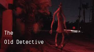 Who Is The Old Detective Trevor Henderson Creations Youtube