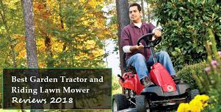 riding lawn mower reviews