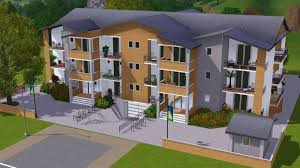 r sidence sims 3 maison construction