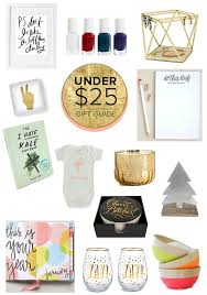 gift guide best under 25 the modern