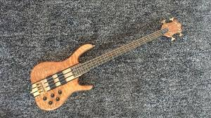 4 Strings Ken Smith Bass Replica Bolt-on Bass Top Quality Chinese ...