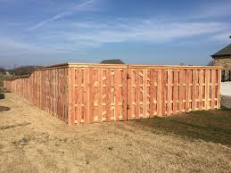 Privacy Fence Customized Fencing Solutions Custom Wood Fencing