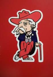 Ole Miss Colonel Reb Decal Sticker 3 For Sale Online Ebay
