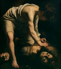 Davide e Golia (Caravaggio) - Wikipedia