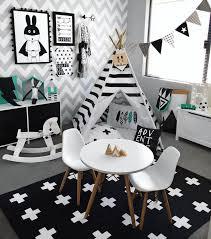 Modern Black White And Grey Baby Boy Rooms Kid Room Decor Boy Room