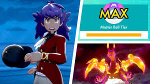 Pokemon Sword & Shield] Battle Tower Leon Battles (Masterball Rank ...